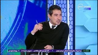 Can 2017 - ضحك احمد عفيفي وبركات بسبب علي معلول