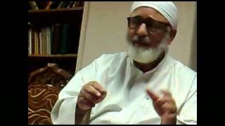 حكم الصلاة في مسجد  فيه القبر العلامة محمود سعيد ممدوح