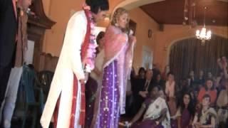 Hare Krishna vedic marriage