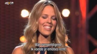 Voice of Holland - Jennifer Lynn full audition w English subtitles