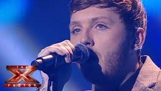 James Arthur - Impossible - العروض المباشرة الأسبوع 7 - The X Factor 2013