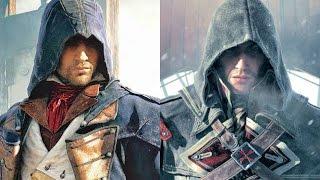 Arno Dorian vs Shay Cormac Music Video (Assassin's Creed Unity and Rogue)