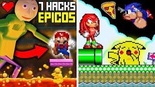 7 Hacks de Videojuegos Increíbles que DEBES Conocer