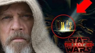 The Last Jedi Trailer In-Depth Breakdown – Luke Skywalker Grey Jedi