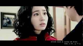 Smile, You - Hyun Soo & Jung In First Kiss. Jung Kyung Ho, Lee Min Jung
