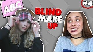 AFKE's BEAUTY CHANNEL #4: BLIND MAKE-UP