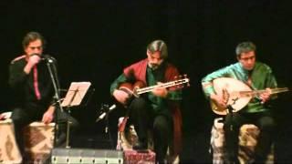 nazeri alizadeh   persian music Madrid شهرام ناظری  حسین علیزاده