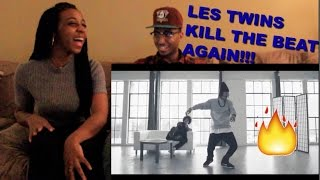Couple Reacts : LES TWINS