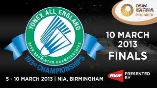 Finals - WD - Wang X./Yu Y.vs Cheng S./Zhao Y. - 2013 Yonex All England