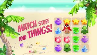 Angry Birds Match - Mix and Match with the Hatchlings!