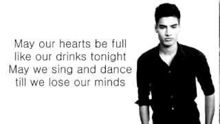 We Own The Night - The Wanted (Lyrics)