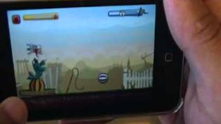 Mr. Bill iPod Touch Gameplay