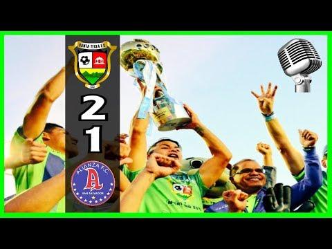 Xxx Mp4 Santa Tecla FC Vs Alianza FC 2 1 RADIO Aranzamendi Final ES Apertura 2018 12 16 2018 3gp Sex