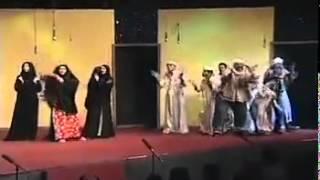 مقطع من مسرحية بحرينية