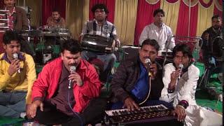 Beautiful Krishan Bhajan- Najar Na Lag Jaye Live Jagran Darshan Ratan & party Chandigarh