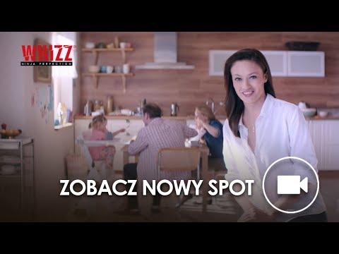 Magdalena Różczka w kolejnym spocie wg kreacji Whizz Ninja. Obejrzyj reklamę (45 s)