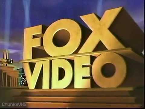 American VHS Home Video Distributor Logos in 60fps HD