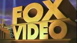 American VHS Home Video Distributor Logos in 60fps [HD]