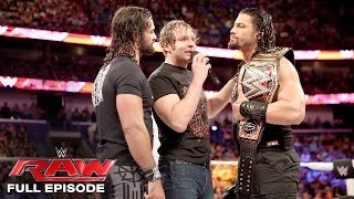 WWE Raw Full Episode, 13 June 2016