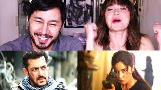 TIGER ZINDA HAI   Salman Khan   Katrina Kaif   Trailer Reaction
