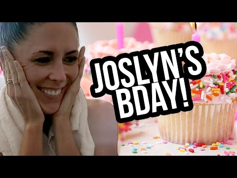 JOSLYN'S BIRTHDAY!! (Lunchy Break)