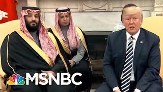 Saudi Government Considering Plan To Admit Khashoggi Killed In Consulate   Hardball   MSNBC