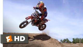 Moto 8: The Movie (2016) - Motocross Mini Me Scene (6/10) | Movieclips