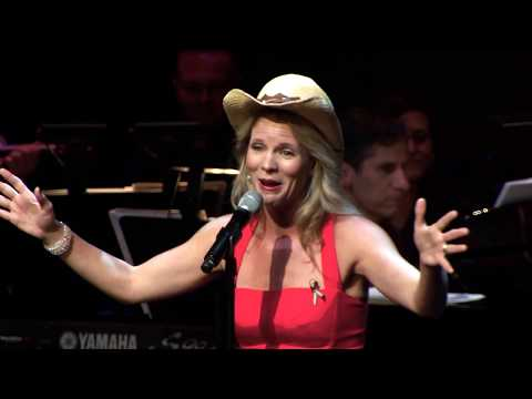 """""""They Don't Let You in the Opera"""" Kelli O'Hara (Michael J Moritz Jr-Conductor)"""
