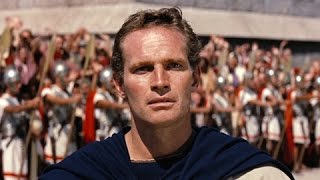 Coleção Charlton Heston 40 Filmes Dublados