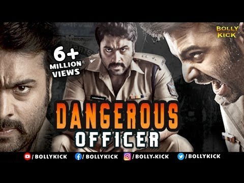 Dangerous Officer | Hindi Dubbed Movies 2017 Full Movie | South Indian Movies Dubbed | Hindi Movies