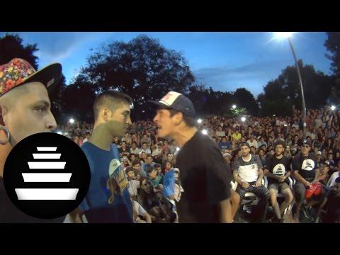 KLAN REPLIK vs TUQU NACHO SEMIFINAL Pretemporada 2vs2 2017 El Quinto Escalón