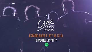 Ciro y los Persas en el Estadio de River 15/12/2018