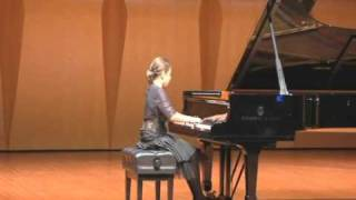 NAOMI DRUSKIC,12 age, Chopin Competition Singapore,Nocturne B-minor,op.9 No 1