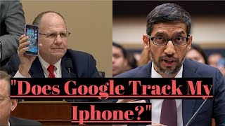 Google CEO vs Congress Greatest Hits