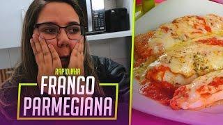RAPIDINHA - Malena na Cozinha: O FRANGO ITALIANO!