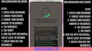 Kim Kardashian Hollywood Hack - Easy Tutorial How To Get Free Cash and Stars on iOS and Android 2018