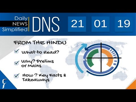 Xxx Mp4 Daily News Simplified 21 01 19 The Hindu Newspaper Current Affairs Analysis For UPSC IAS Exam 3gp Sex