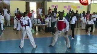 Kenya Police amassed 12 medals to win Mombasa Open taekwondo tournament
