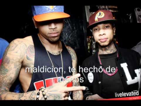 chris brown ft tyga make love subtitulado al español