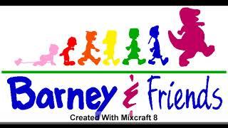Barney & Friends Theme Song (Shorten)