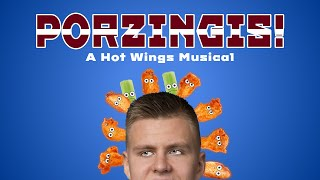 Hot Wings on Broadway - Porzingis the Musical