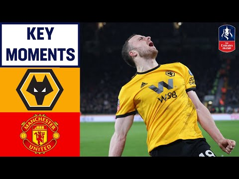 Xxx Mp4 Wolves 2 1 Manchester United Key Moments Emirates FA Cup 18 19 3gp Sex