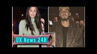 Charlotte crosby snogs ex on the beach star joshua ritchie at newcastle's metro arena  UK News 24H