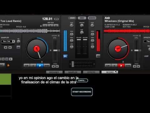 Como Hacer Una Mezcla Electro Complextro En Virtual Dj by Noly