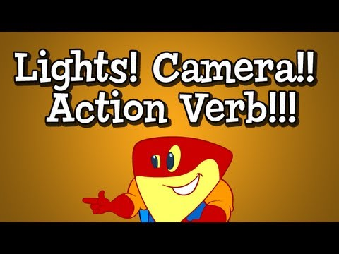 Verb Song from Grammaropolis -