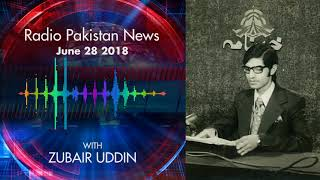 Radio Pakistan News June 28 2018