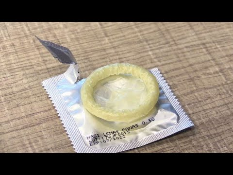 Taste of the exotic: 'fatty rice' condoms from Malaysia