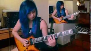 Avenged Sevenfold - Dear god (guitar cover)