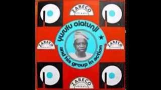 YUSUF OLATUNJI  Ilu Oshogbo & Akinbola Alabi Surakatu  VOL 29