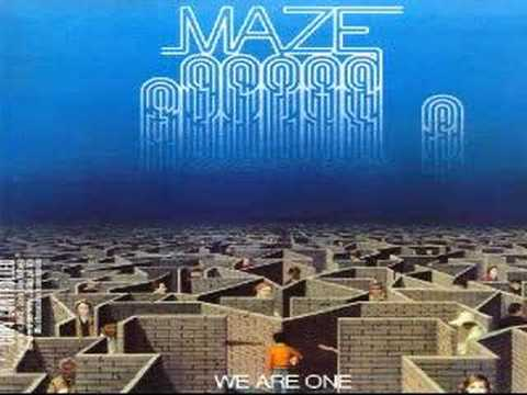 MAZE ft Frankie Beverly We Are ONE 1983